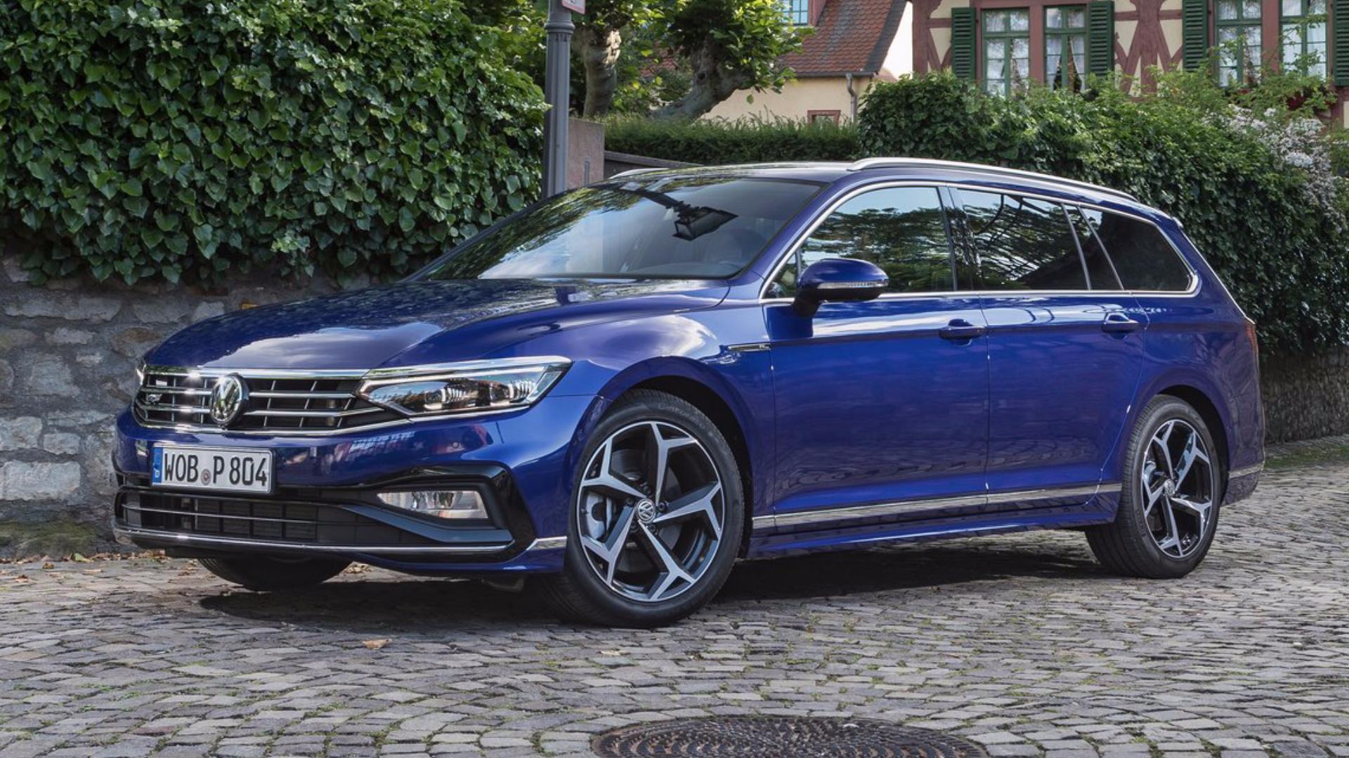Nový Volkswagen Passat k dispozici!