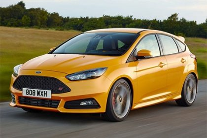 Ford Focus ST 2.0 Duratorq TDCI ST