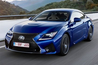 Lexus RC F RC F Executive