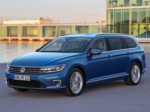 Volkswagen Passat Variant GTE - recenze a ceny | Carismo.cz