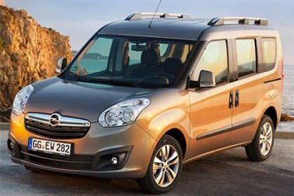 Opel Combo Tour 1.4 CNG Turbo - Plyn Selection