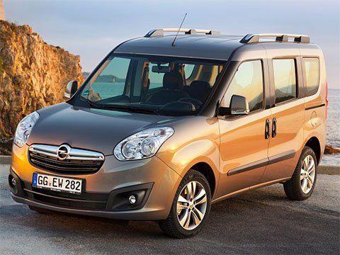 Opel Combo Tour - recenze a ceny | Carismo.cz