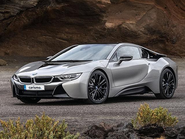 BMW I8 Coupé - recenze a ceny | Carismo.cz