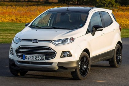 Ford Ecosport 1.0 EcoBoost Titanium Top Edition