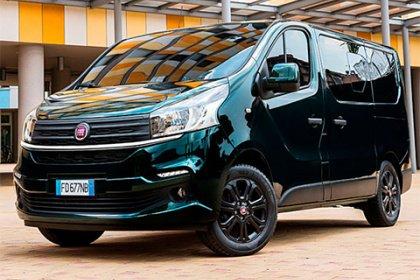 Fiat Talento 1.6 TwinTurbo MultiJet 107kw L2