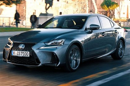 Lexus IS 200t Luxury