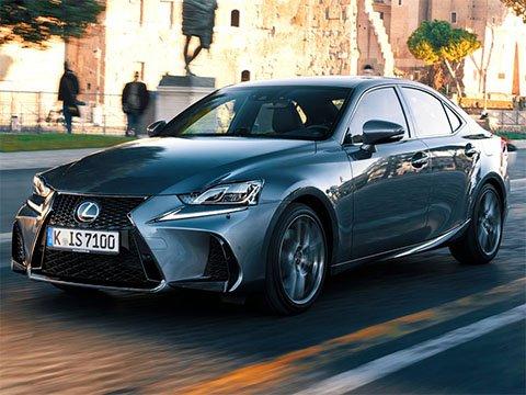 Lexus IS - recenze a ceny | Carismo.cz