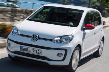 Volkswagen up! 5dv. 1.0 CNG 50 kW high up!