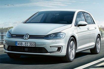 Volkswagen e-Golf 100 kW e-Golf