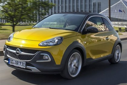 Opel Adam Rocks 1.4/64 kW AT Rocks