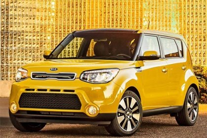 Kia Soul 1.6 CRDi AT Exclusive