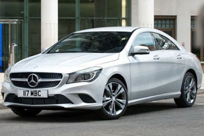 Mercedes-Benz CLA kupé 250 4MATIC 180 AT