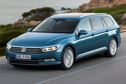 Volkswagen Passat Variant 2.0 TDI/110 kW DSG Highline