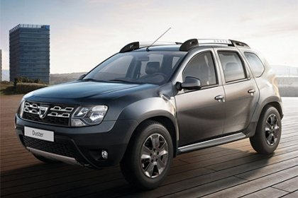 Dacia Duster 4x2 1.6 SCe Blackshadow 2017