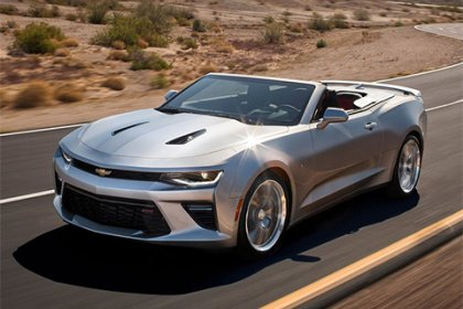 Chevrolet Camaro Cabriolet 2.0 Turbo AT Standard