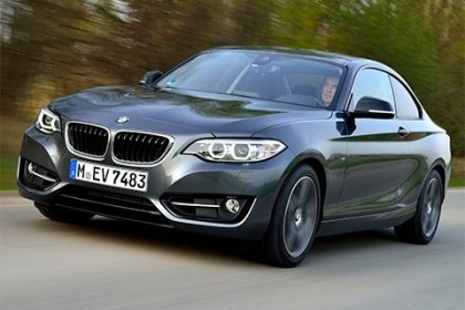BMW 2 Coupé 220d xDrive AT Sport Advantage