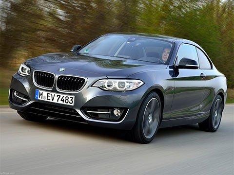 Video: BMW 2 Coupé Interiér | Carismo.cz