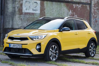 Kia Stonic 1.4 CVVT AT Exclusive