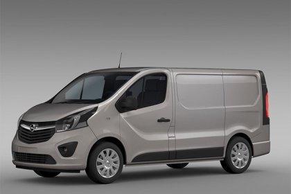 Opel Vivaro Van 1.6 CDTI 120 Crew Van Base