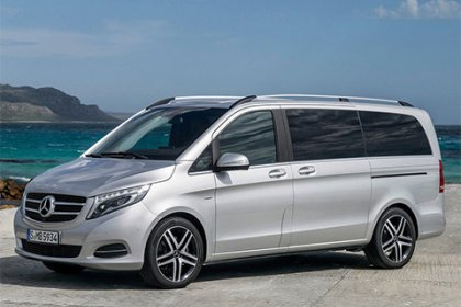 Mercedes-Benz V-class V 250 BlueTEC 140kW 4MATIC V Avantgarde
