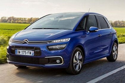 Citroën C4 Picasso 1.6 BlueHDi/88 kW EAT6 Shine