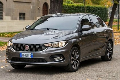 Fiat Tipo 1.6 E-Torq AT6 Lounge